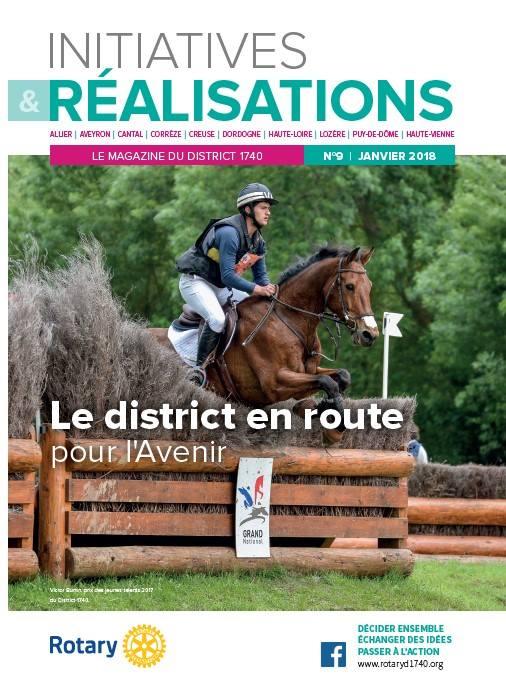 Magazine Rotary